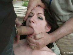 Порно русских блядей в жопу